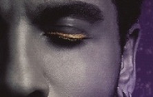 """Cinna's Gold Eyeliner From """"The Hunger Games"""""""