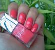 Summer 2012's Hottest Nail Color – Dior Psychedelic Orange
