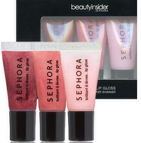lip gloss trio sephora