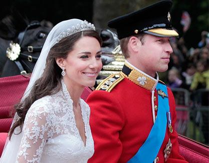 Wedding Hairstyle Kate Middleton : Catherine middletons wedding hair cosmaddict