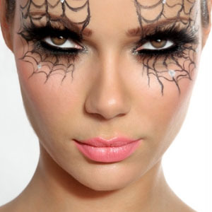 Easy Last Minute Halloween Makeup Ideas Cosmaddict - Makeup Halloween Simple