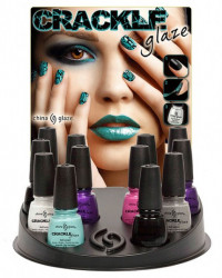 China Glaze Crackle Glaze Nail Polish
