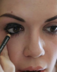 Easy Two-Step Smoky Eye